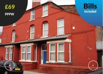 Thumbnail 5 bedroom shared accommodation to rent in Ramilies Road, Liverpool, Merseyside