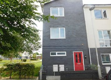 Thumbnail 3 bed town house for sale in Taunton Avenue West, Brinnington, Stockport