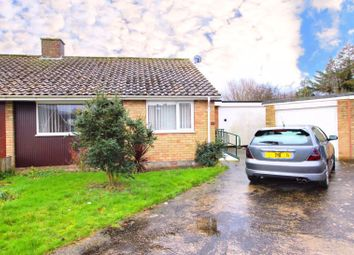 Thumbnail 3 bed semi-detached bungalow for sale in Roman Way, Scarborough