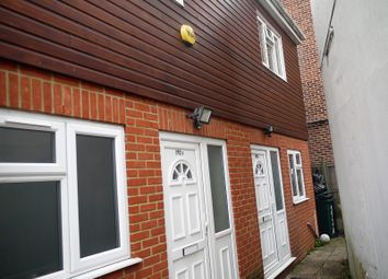 Thumbnail 2 bed end terrace house to rent in New North Road, Ilford, Essex.