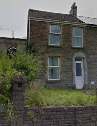 Thumbnail 3 bedroom terraced house to rent in Langyfelach Road, Mayhill, Swansea
