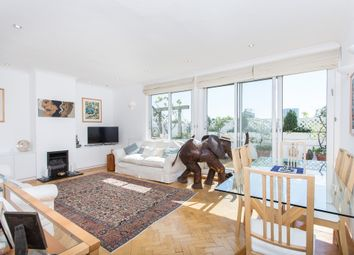 Thumbnail 3 bed flat for sale in Buckland Crescent, London