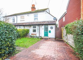 Thumbnail 3 bed semi-detached house to rent in Green Lane, Blackwater, Surrey