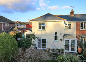 Thumbnail 3 bed semi-detached house for sale in Moor Lane, Bovey Tracey, Newton Abbot