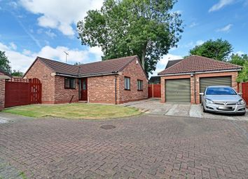 Thumbnail 3 bedroom bungalow for sale in The Gardens, Tweendykes Road, Sutton-On-Hull, Hull