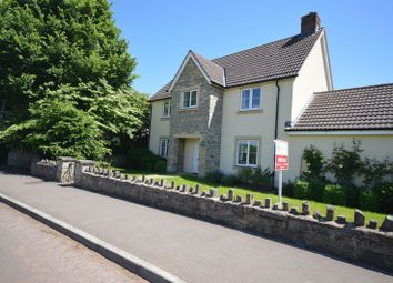 Thumbnail 4 bed detached house for sale in Chew Lane, Chew Stoke, Bristol