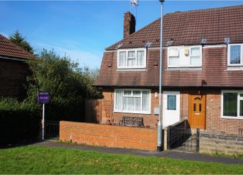 Thumbnail 2 bed semi-detached house to rent in Foundry Mill Drive, Leeds