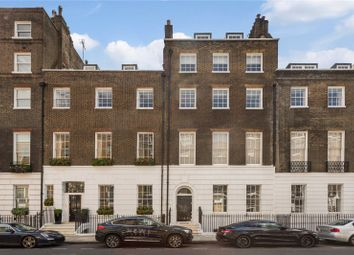 Thumbnail 4 bed maisonette for sale in Fitzhardinge Street, Marylebone, London