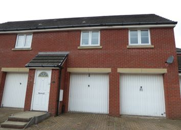 Thumbnail 1 bedroom flat for sale in Knights Walk, Caerphilly