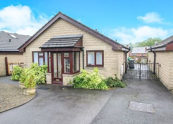 Thumbnail 3 bedroom bungalow for sale in Cracken Close, Chinley, High Peak
