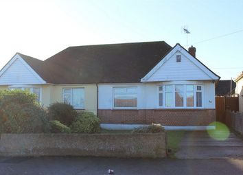 Thumbnail 2 bed semi-detached bungalow for sale in Begonia Avenue, Gillingham, Kent