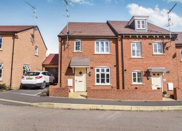Thumbnail 3 bedroom semi-detached house for sale in Chaundler Drive, Aylesbury, Buckinghamshire