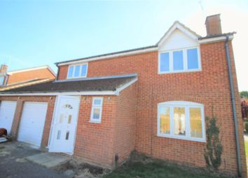 Thumbnail 4 bedroom detached house to rent in King Henry Drive, Grange Park, Swindon