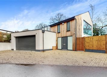 Thumbnail 4 bed detached house for sale in New Road, Lambourne End, Romford