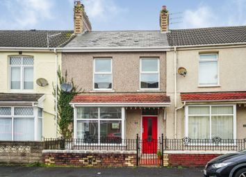Thumbnail 3 bed terraced house for sale in Trinity Road, Llanelli