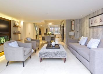 Thumbnail 5 bed terraced house for sale in Moore Park Road, Fulham, London