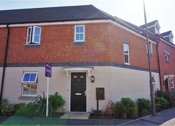 Thumbnail 3 bed town house for sale in Gough Grove, Long Eaton
