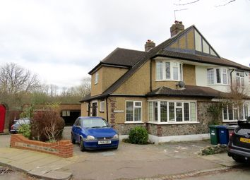 Thumbnail 4 bedroom semi-detached house to rent in Great Bushey Drive, Totteridge And Whetstone