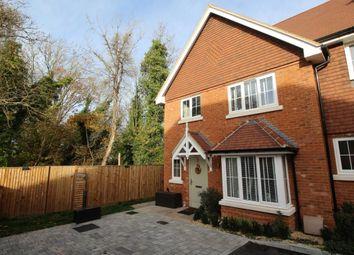 Thumbnail 3 bed end terrace house for sale in Grove Close, Farnham