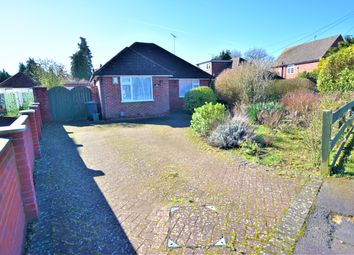 Ashdene Road, Ash, Aldershot GU12. 2 bed detached bungalow for sale