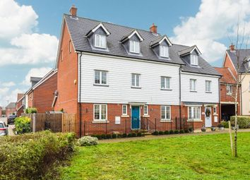 Thumbnail 5 bed semi-detached house for sale in Cromwell Road, Flitch Green, Dunmow