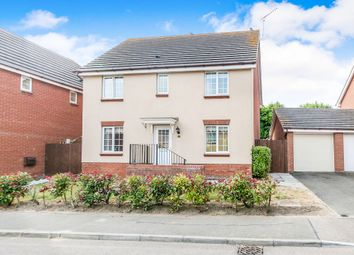Thumbnail 4 bed detached house for sale in Stour Close, Harwich