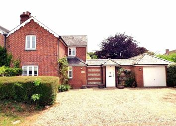 Thumbnail 3 bed semi-detached house to rent in Cheap Street, Newbury