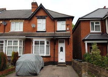 Thumbnail 3 bed terraced house for sale in Daniels Road, Bordesley Green, Birmingham