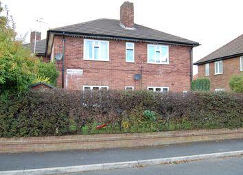 Thumbnail 2 bedroom flat to rent in Yardley Close, Stretford