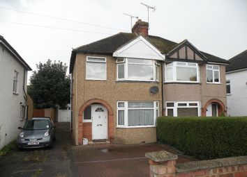 Thumbnail 3 bed semi-detached house to rent in Holme Road, Hatfield, Hertfordshire