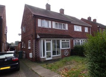 Thumbnail 3 bed semi-detached house for sale in Vernons Lane, Nuneaton, Warwickshire