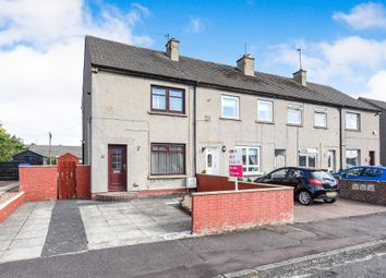 Thumbnail 2 bed end terrace house for sale in Glenconner Road, Ayr