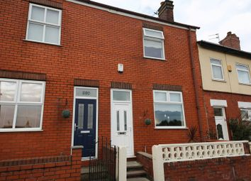 Thumbnail 2 bed terraced house to rent in Warrington Road, Marus Bridge, Wigan