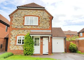 Thumbnail 3 bed link-detached house to rent in Jarvis Drive, Twyford, Reading