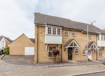 Thumbnail 3 bed terraced house for sale in Hare Bridge Crescent, Ingatestone