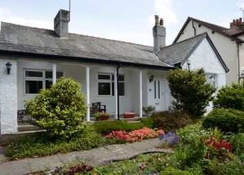 Thumbnail 3 bed detached bungalow for sale in Woodland Road, Ulverston