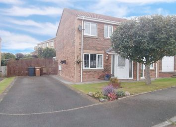 Thumbnail 2 bed semi-detached house to rent in Holly Bank, Whitehaven