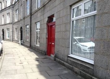 Thumbnail 1 bed flat to rent in Wallfield Place, First Floor Right, Aberdeen