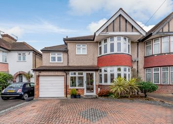 Thumbnail 4 bed semi-detached house for sale in Headstone Lane, Harrow, Middlesex