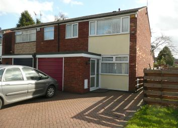 3 bed semi-detached house to rent in Dorchester Way, Walsgrave, Coventry CV2