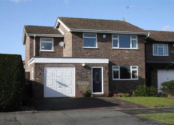 Thumbnail 4 bed detached house for sale in Pymm Ley Lane, Groby, Leicester