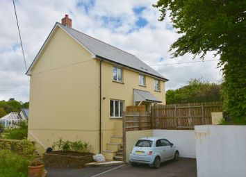 Thumbnail 4 bed detached house for sale in Hatherleigh, Devon