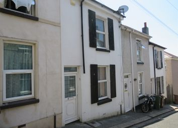 Thumbnail 2 bedroom terraced house for sale in Brandon Road, Laira, Plymouth