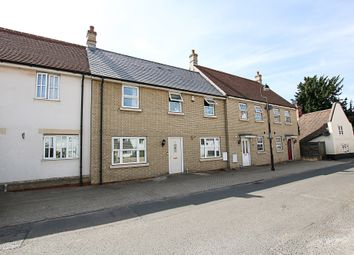 Thumbnail 3 bed terraced house for sale in North Street, Burwell
