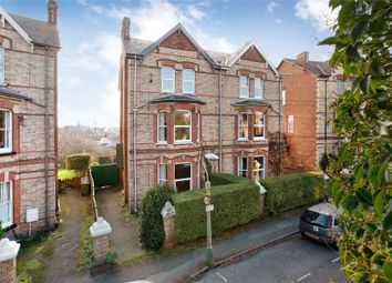Thumbnail 6 bed semi-detached house for sale in Powderham Crescent, Exeter