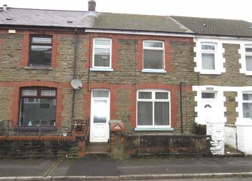 Thumbnail 4 bed terraced house to rent in Graig Street, Graig, Pontypridd