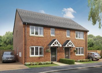 Thumbnail 3 bedroom semi-detached house for sale in The Paddocks, Littleport, Ely