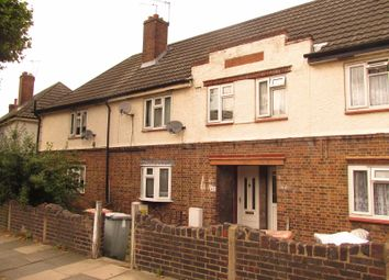 Thumbnail 3 bedroom terraced house to rent in Palmer Road, London