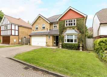 Thumbnail 5 bed detached house for sale in Holm Grove, Uxbridge, Middlesex