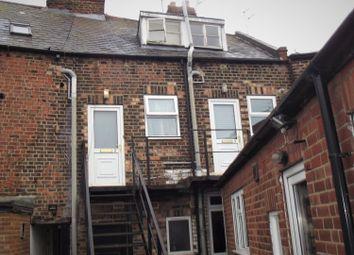 Thumbnail 1 bedroom duplex to rent in Fishergate, York